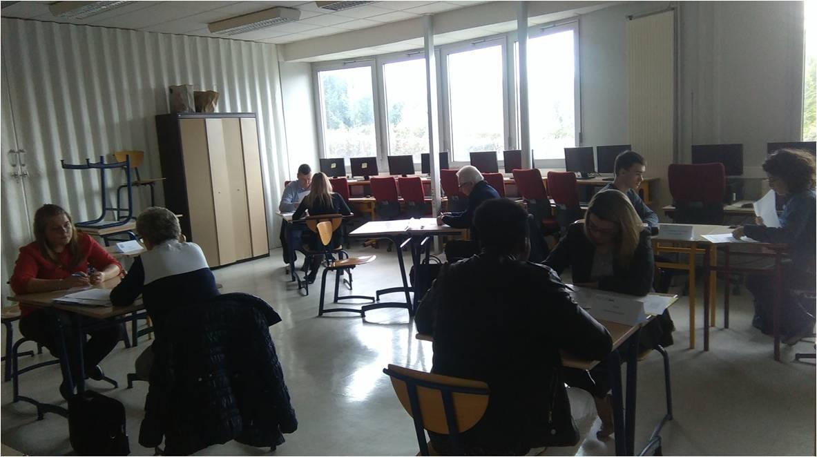 simulation en entretien d u2019embauche des bac ga